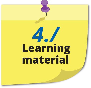 Happy Talk - Learning materials