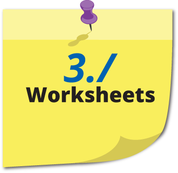 Chinese - worksheets