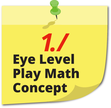 Play Math - eyelevel play math consept